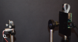 Pi Camera MTF Tester